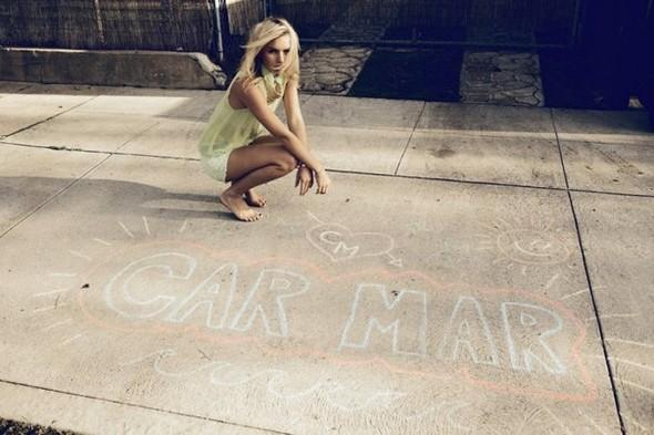 Александра Спенсер для новой коллекции Car Mar весна 2012. Изображение № 17.