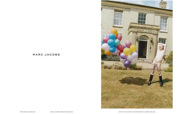 Кампания: Marc Jacobs Men's FW 2011. Изображение № 4.