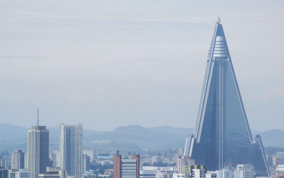 Какой видят архитектуру будущего  в Северной Корее . Изображение № 12.