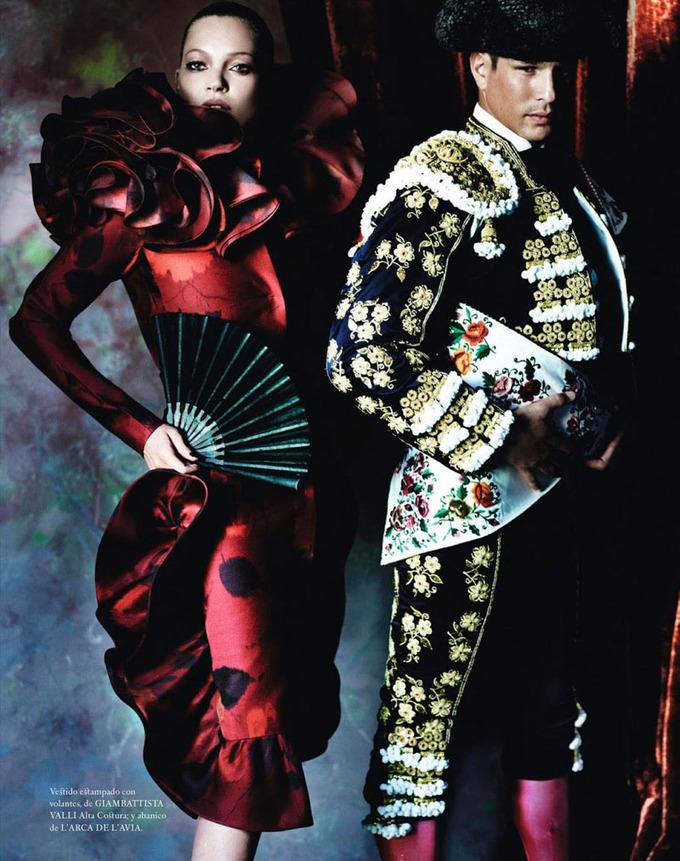 Numero, Vogue и другие журналы опубликовали новые съемки. Изображение № 18.