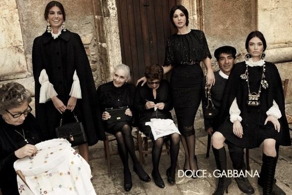 Кампании: Marc Jacobs, Dolce & Gabbana и другие. Изображение № 11.