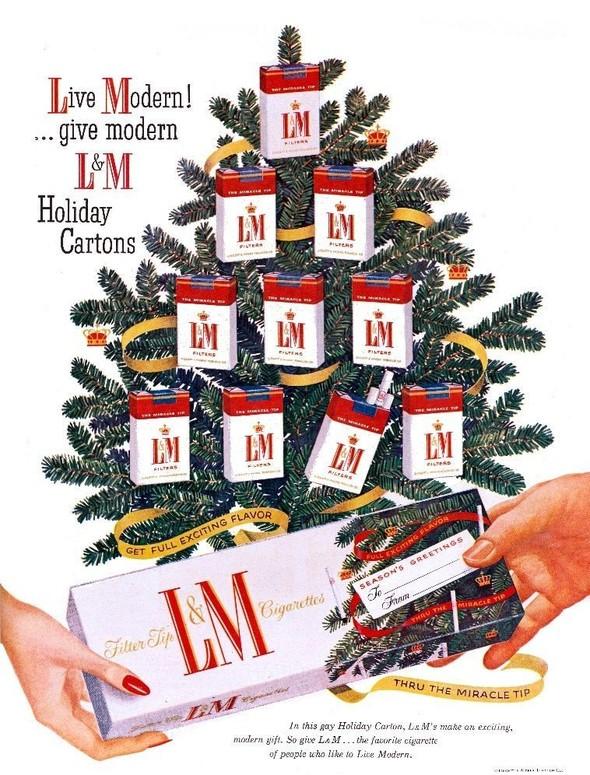 69 рождественских рекламных плакатов. Изображение № 44.