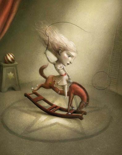 Nicoletta Cecolli [не]детские иллюстрации изИталии. Изображение № 10.