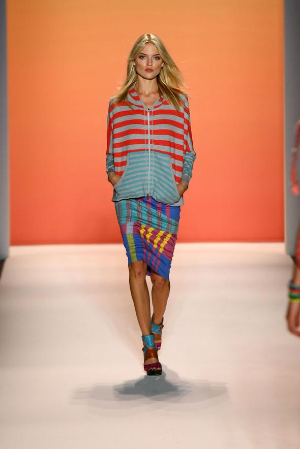 New York Fashion Week Spring 2012: День второй. Изображение № 4.