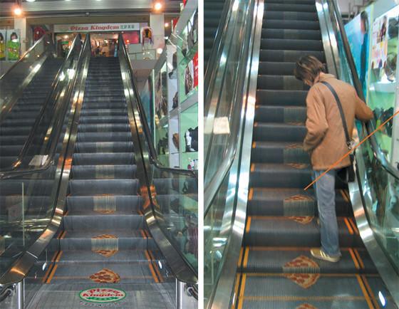 Эскалатор как новое медиа. Изображение № 8.