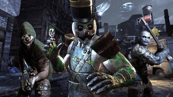 Изображение 14. Batman: Arkham City.. Изображение № 14.