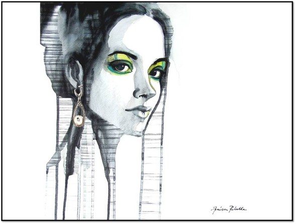 Beautiful lady. Изображение № 5.