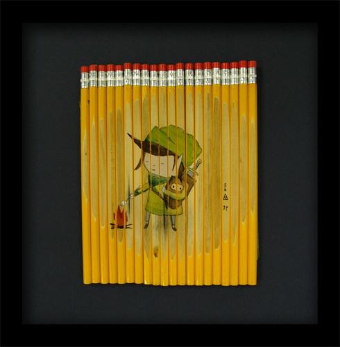 Pencil Sets. Изображение № 1.