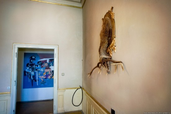 Музей современного искусства в Чехии: Искусство и шок. Изображение № 10.