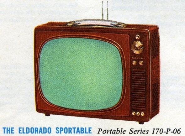 Телевизоры 1960х годов. Изображение № 9.