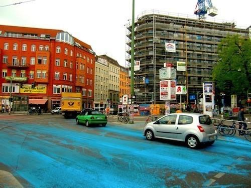 Разукрашенные дороги Берлина. Изображение № 5.