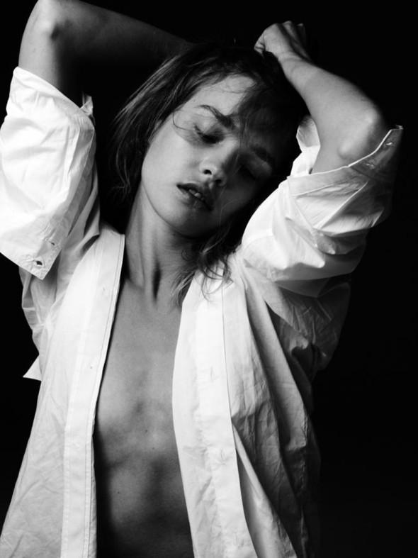 Natalia Vodianova byHedi Slimane. Изображение № 7.