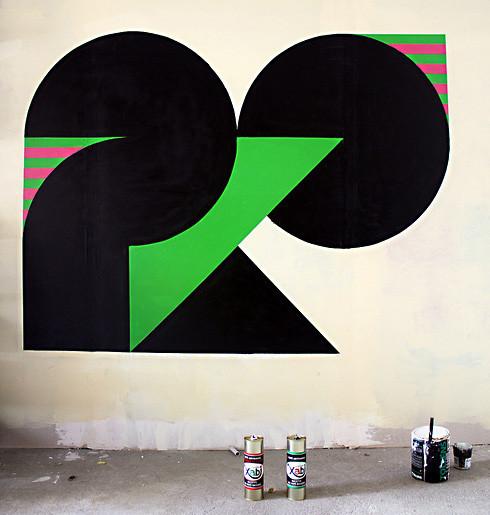 Абстрактное граффити: Стрит-художники об улицах, публике, опасности и свободе. Изображение № 60.