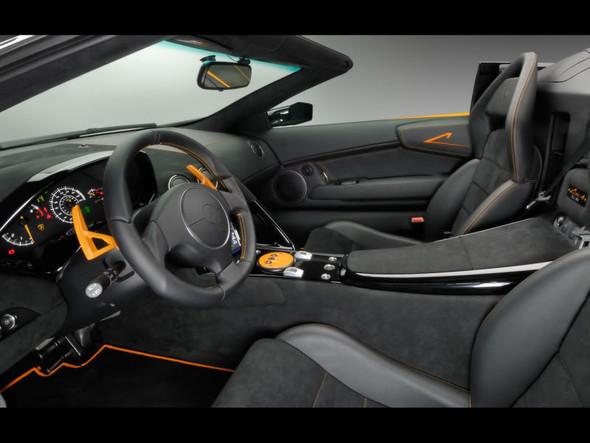 Lamborghini Murcielago LP650–4 Roadster. Изображение № 1.