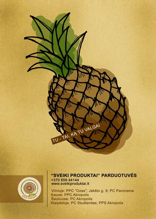Изображение 12. Ecological shop promotion.. Изображение № 15.