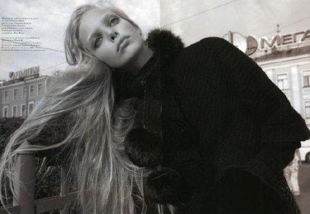 Tanya Dziahileva чистое сияние красоты. Изображение № 23.