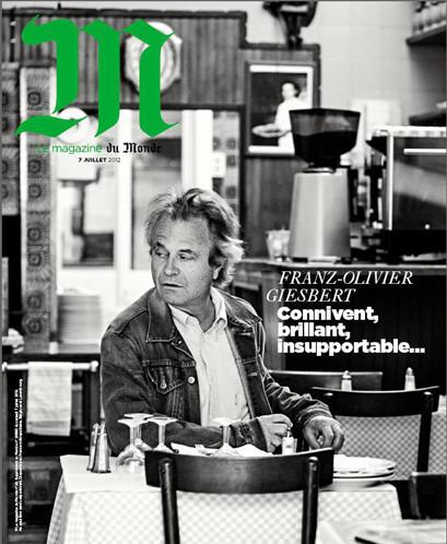 Обложки недели: Little White Lies, Delayed Gratification, Zeit Magazin. Изображение № 6.