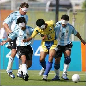 Paralympic Games. Изображение № 6.