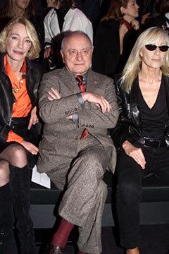 Двемузы известного дизайнера ИваСен Лорана. Изображение № 17.