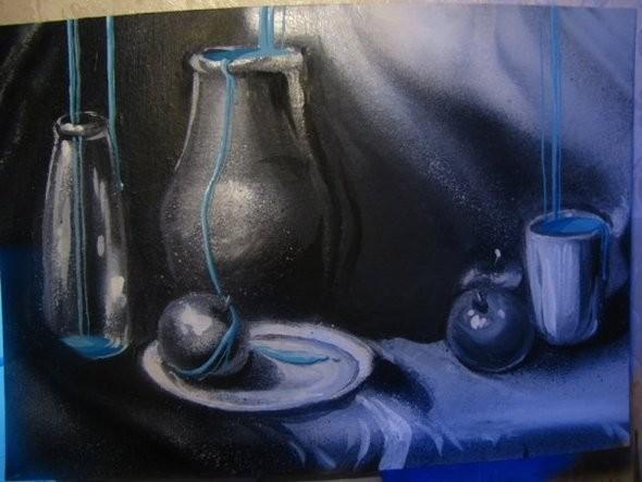 """Изображение 4. Персональная выставка Димы Snils'а """"06 - 11"""".. Изображение № 4."""