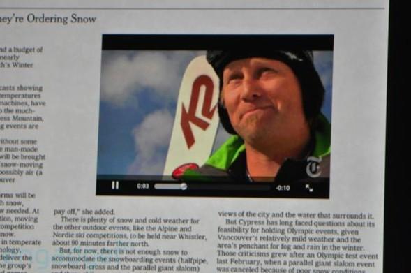 Презентация нового продукта iPad от Apple. Изображение № 17.