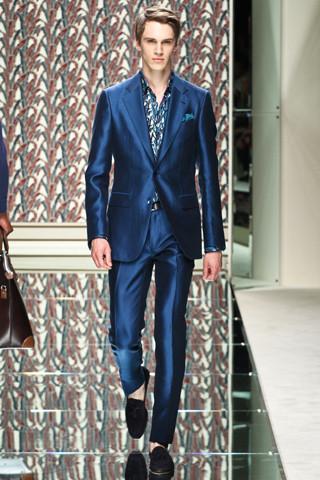 Неделя мужской моды в Милане: День 1. Изображение № 24.