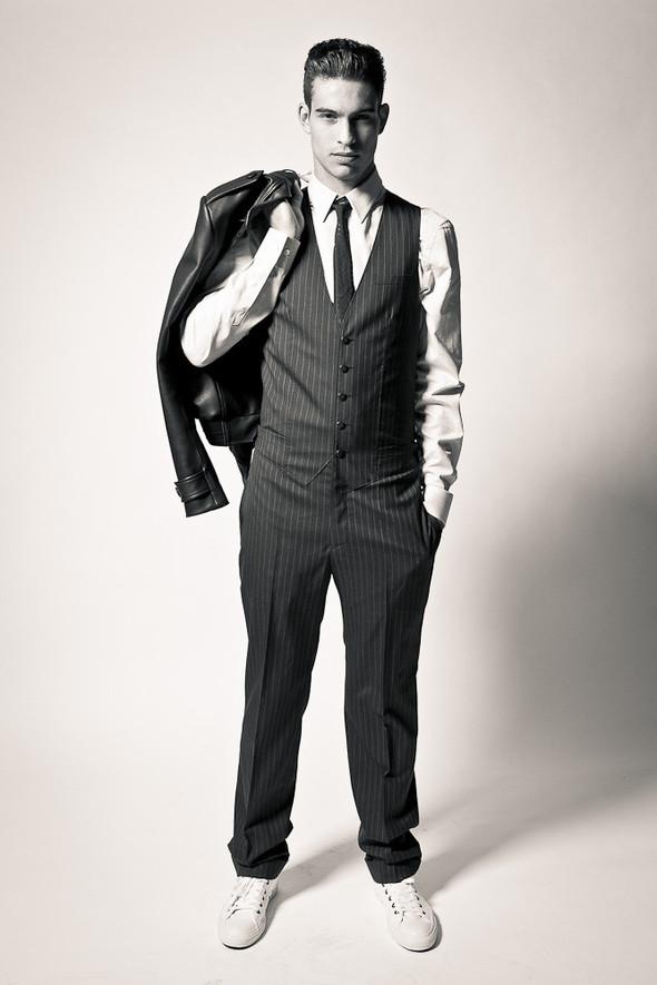 Лукбук: Jean Paul Gaultier SS 2012 Men's. Изображение № 16.
