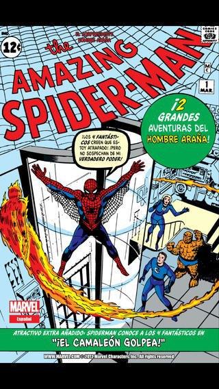 Версия приложения Marvel Global Comics для iPhone. Изображение № 6.