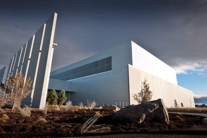 Дата-центр Facebook в Принвиле (США). Изображение № 1.