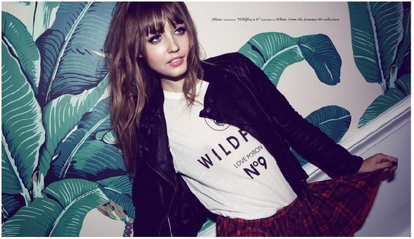 Vampires are forever! от wildfox couture. Изображение № 26.