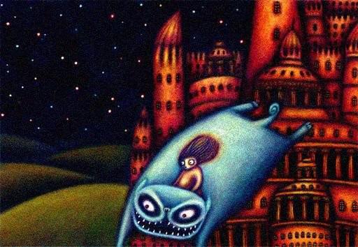 Изображение 27. Сказки на ночь от Лизы Эванс (Lisa Evans).. Изображение № 40.