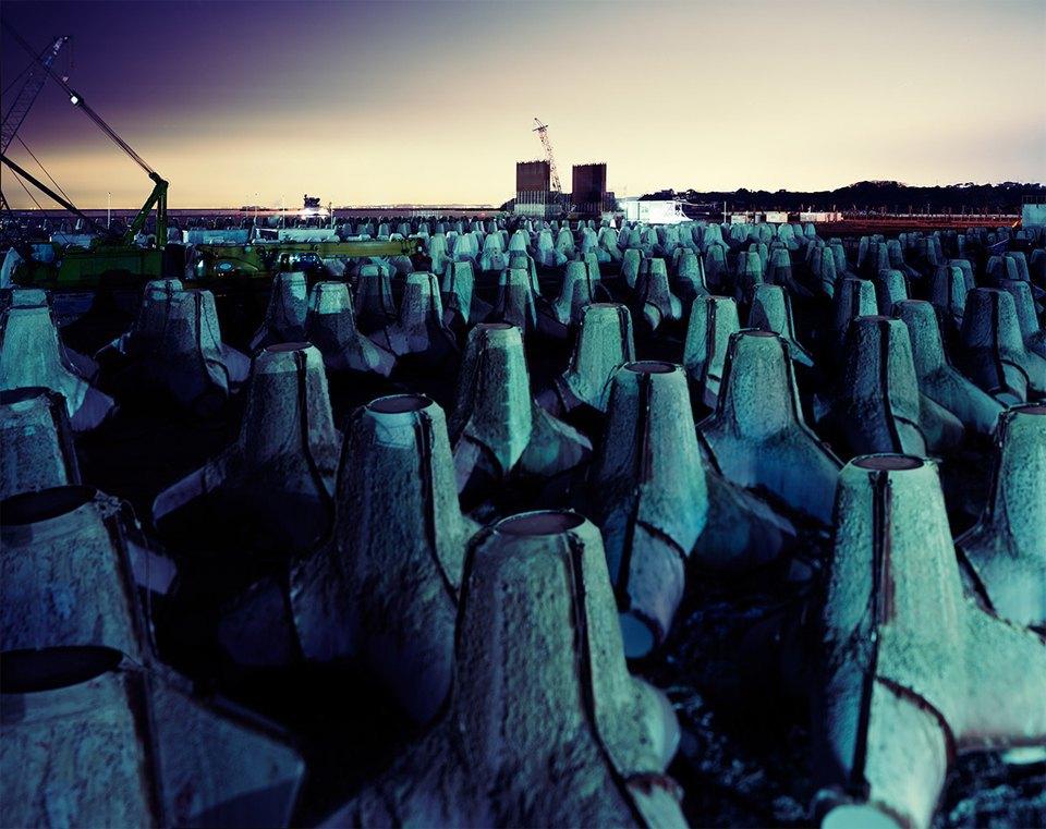 Фабрики из хоррора: ночная индустриальная фотография. Изображение № 18.