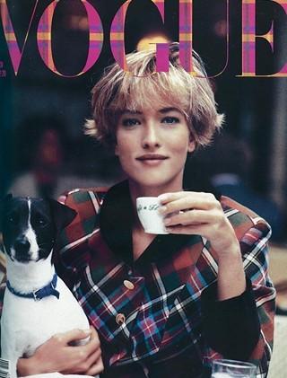 Калейдоскоп обложек Vogue. Изображение № 45.