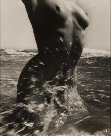 Части тела: Обнаженные женщины на фотографиях 50-60х годов. Изображение № 119.