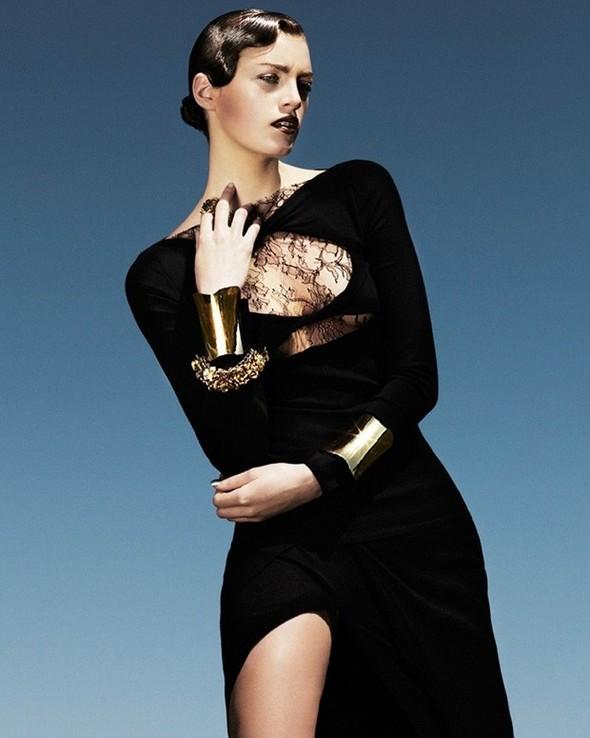 A revival for 20s fashion: Gatsbys girl или Roaring Twenties. Изображение № 6.