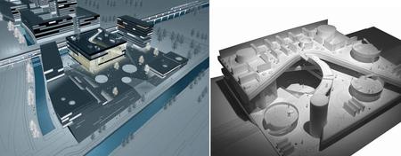 Restad College3XN architects. Изображение № 1.