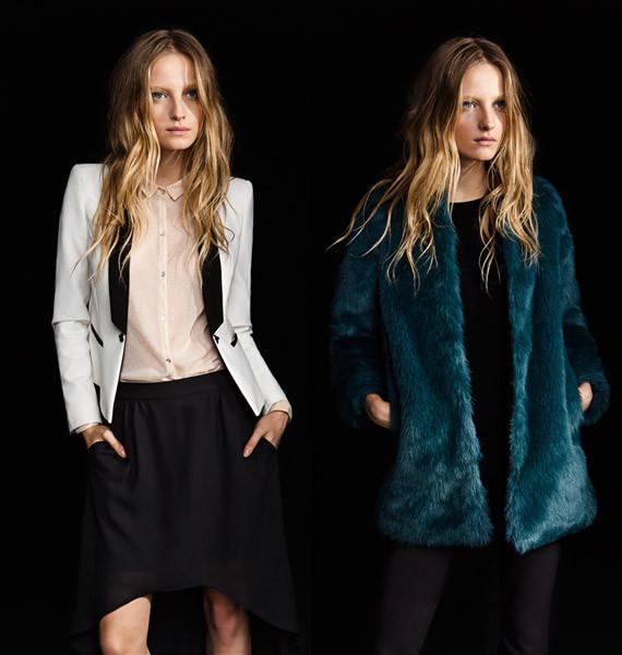Лукбук: Zara TRF November 2011. Изображение № 10.
