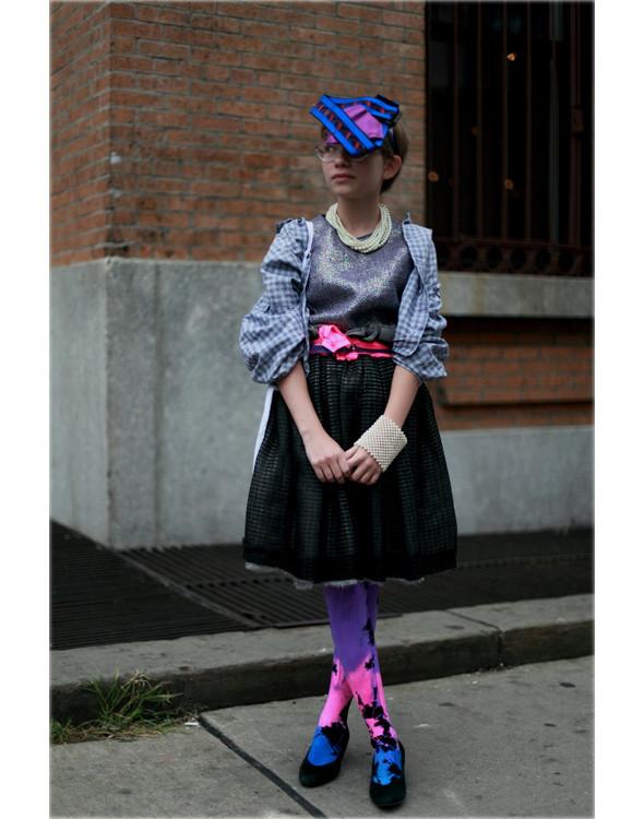 Как одеться на Неделю Моды. Изображение № 18.