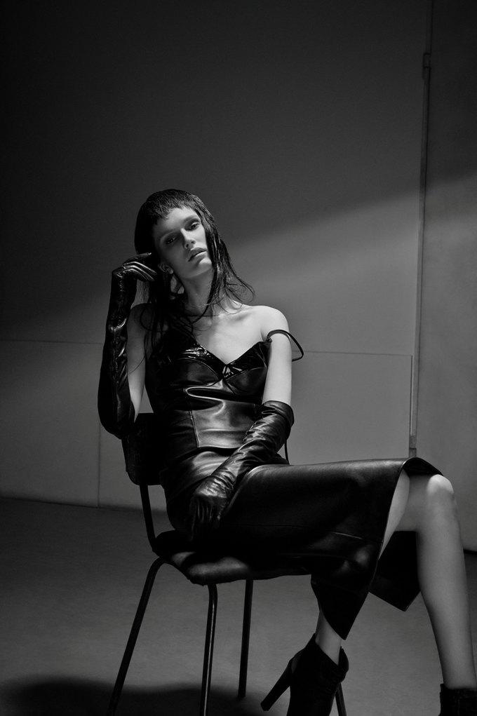 Алла Костромичева снялась для OMELYA atelier. Изображение № 5.
