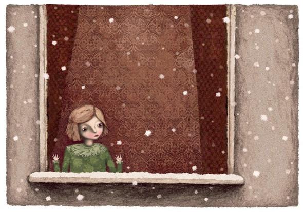 Изображение 13. Сказки на ночь от Лизы Эванс (Lisa Evans).. Изображение № 26.