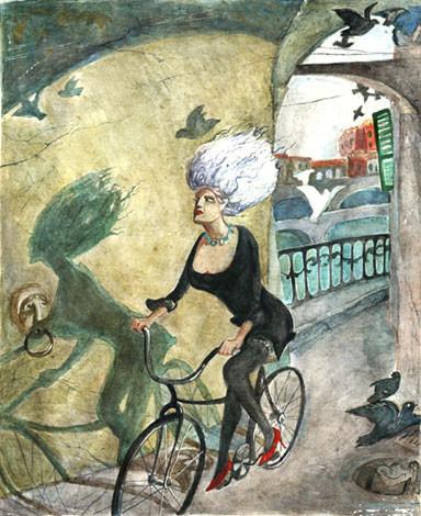 Полина Бахтина: Как я стала театральным художником. Изображение № 7.