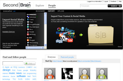 Second Brain: соберите свой вебнаодной странице. Изображение № 2.