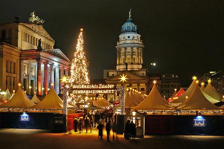 Лучшие рождественские ярмарки Европы. Изображение № 4.