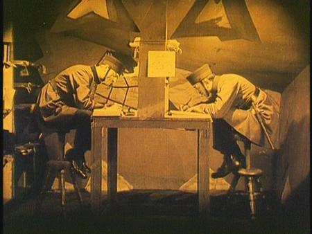 «Кабинет доктора Калигари»Роберт Вине. триллер, 1919. Изображение № 24.