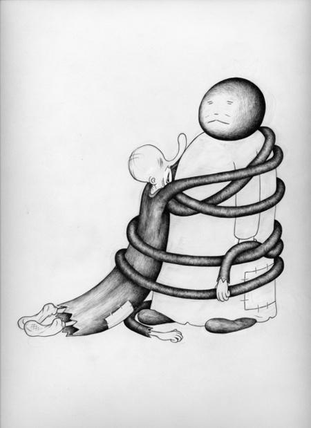 Искусство Джеффа Ладусера. Изображение № 8.