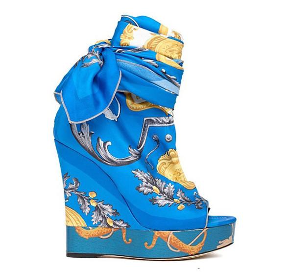 Модная обувь весна-лето 2012 от D&G. Изображение № 3.