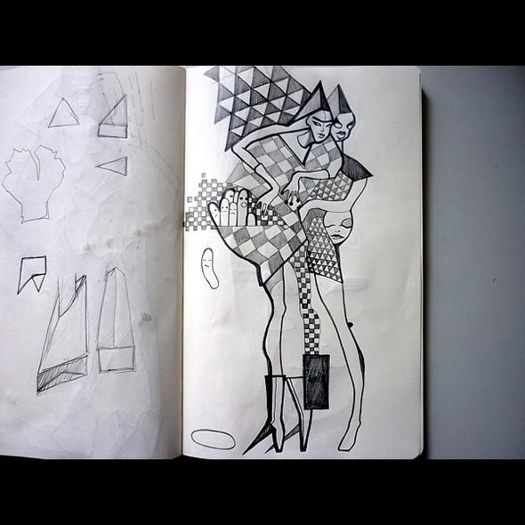 АРТПАРАД представляет: Берлинский дневник Лизы Шахно #4. Изображение № 28.