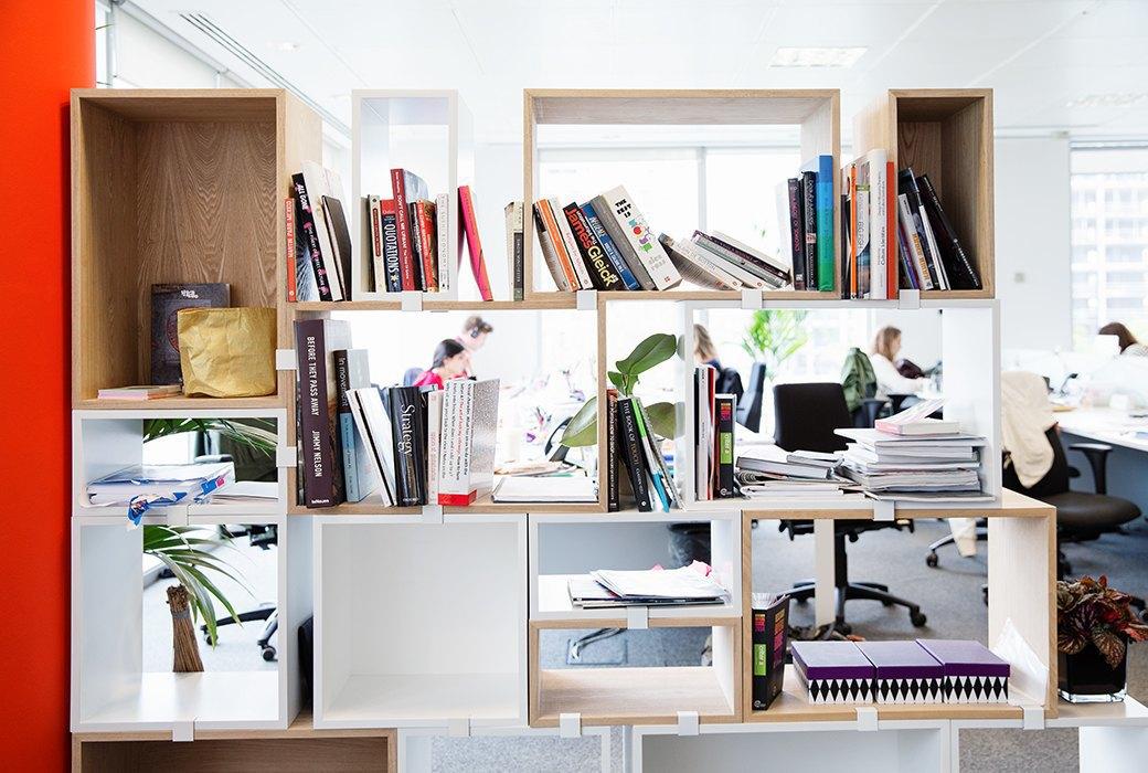 Просторный «зеленый» офис лондонского агентства Flamingo. Изображение № 15.
