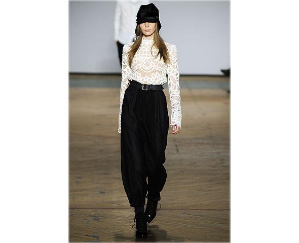 Неделя моды в Нью-Йорке: Шестой и седьмой дни. Изображение № 106.