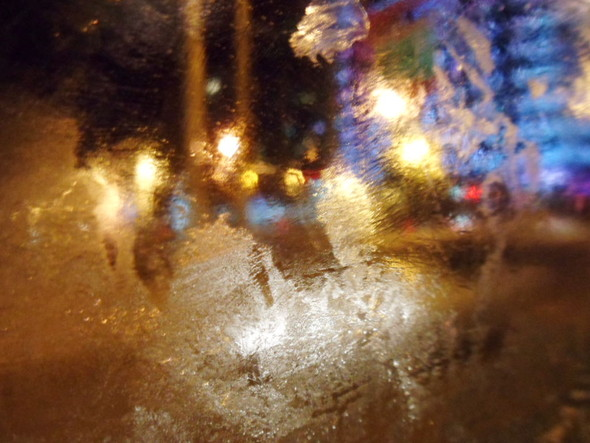 Моменты из зимнего автобуса. Изображение № 1.